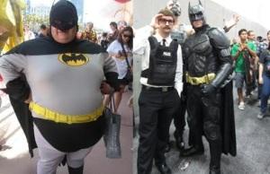 Batman 1999 v 2012
