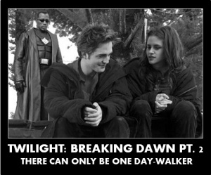 Blade: Breaking Twilight