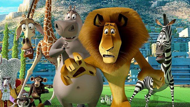 Madagascar 3 animation movies org