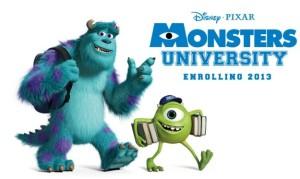 2013 Monsters University