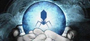 Gaze into the Phage's Ball...