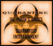 Film Phage's Quarantine Award
