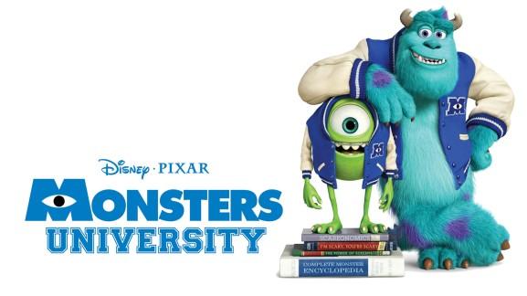 Monster University (2013)