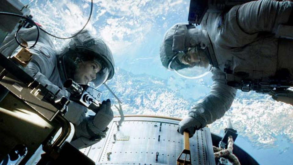 Gravity 2013 Film Phage